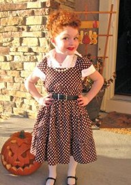 You ...  sc 1 st  Little BGCG : lucille ball costume for kids  - Germanpascual.Com