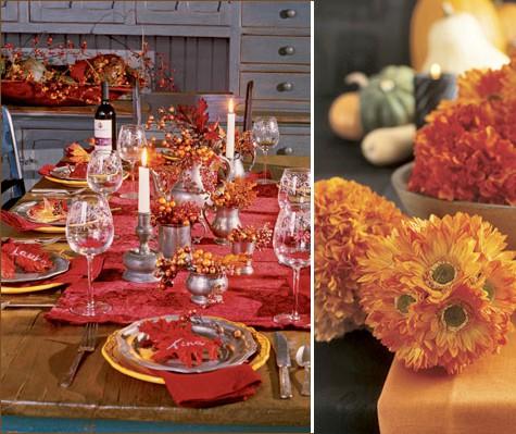 Thanksgiving Table Set Up Ideas Little Us