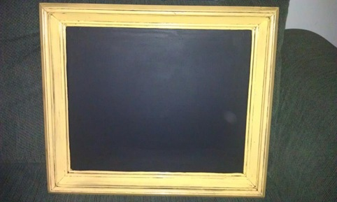 yellowblackboard