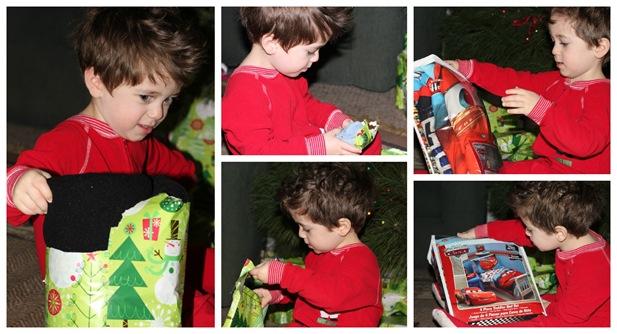 ChristmasOpeningPresents
