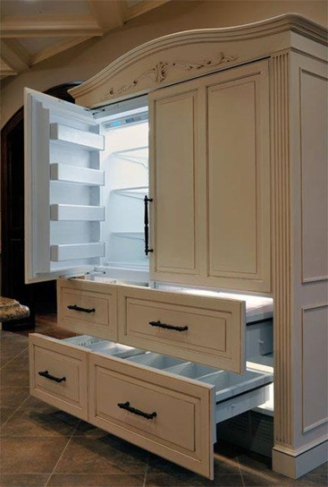 furniture fridge