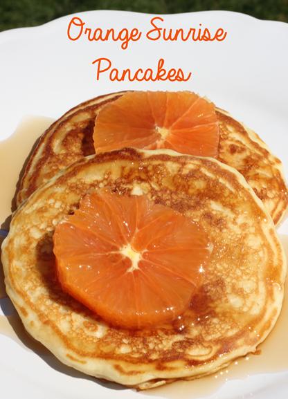 orang esunrise pancakes 2