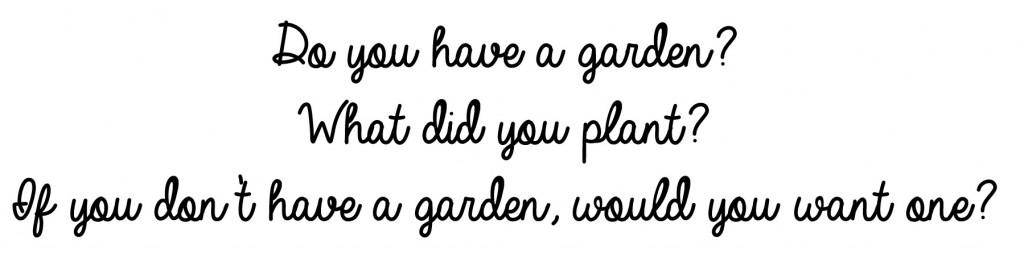 gardenquestion