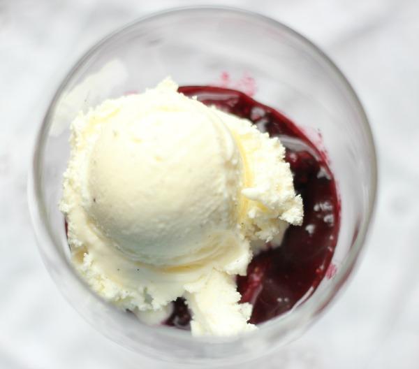 Bumbleberry Pie Sundae 7