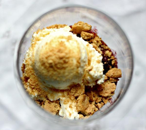 Bumbleberry Pie Sundae 8