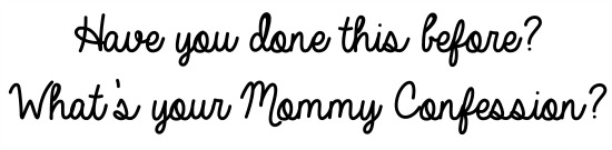 MommyConfession