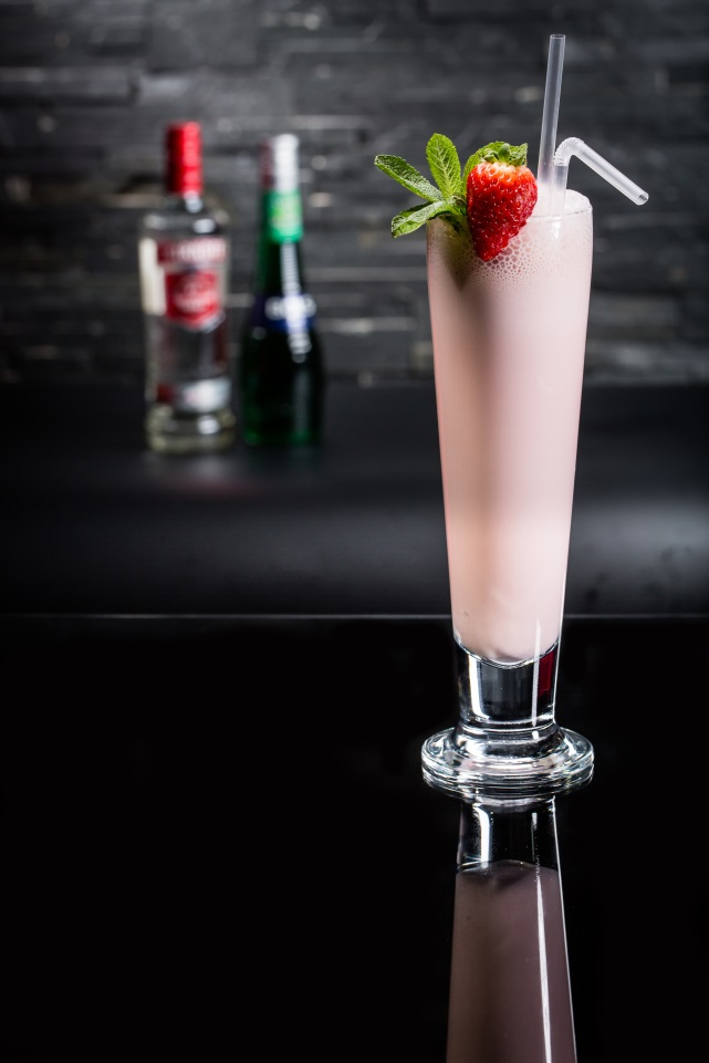 Strawberry-Mint